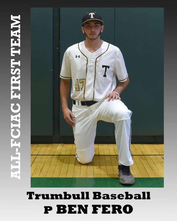 All-FCIAC-Baseball-Trumbull-Fero
