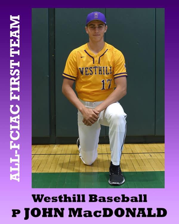 All-FCIAC-Baseball-Westhill-MacDonald