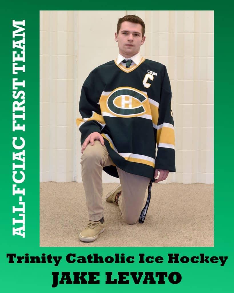 All-FCIAC Boys Hockey TC Levato