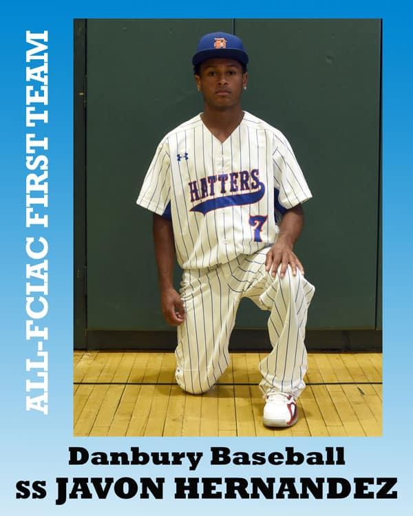 All-FCIAC-Baseball-Danbury-Hernandez