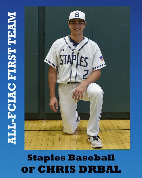All-FCIAC-Baseball-Staples-Drbal