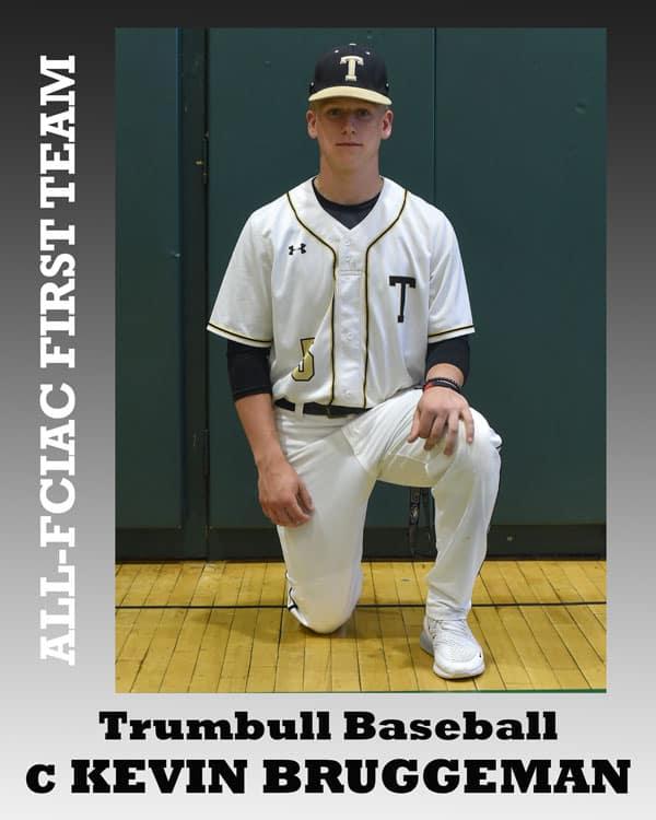 All-FCIAC-Baseball-Trumbull-Bruggeman