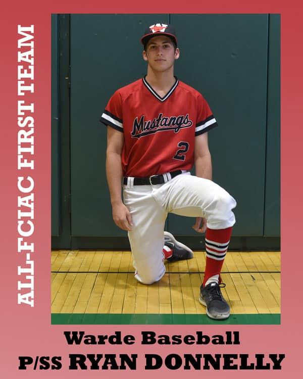 All-FCIAC-Baseball-Warde-Donnelly