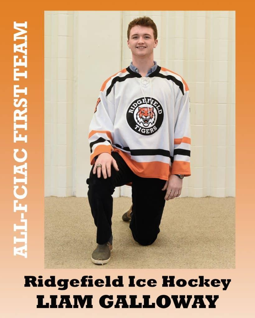 All-FCIAC Boys Hockey Ridgefield Galloway
