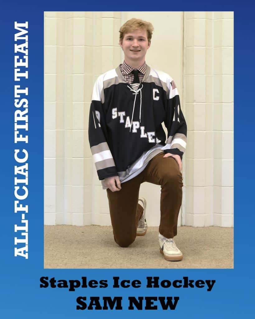 All-FCIAC Boys Hockey Staples New