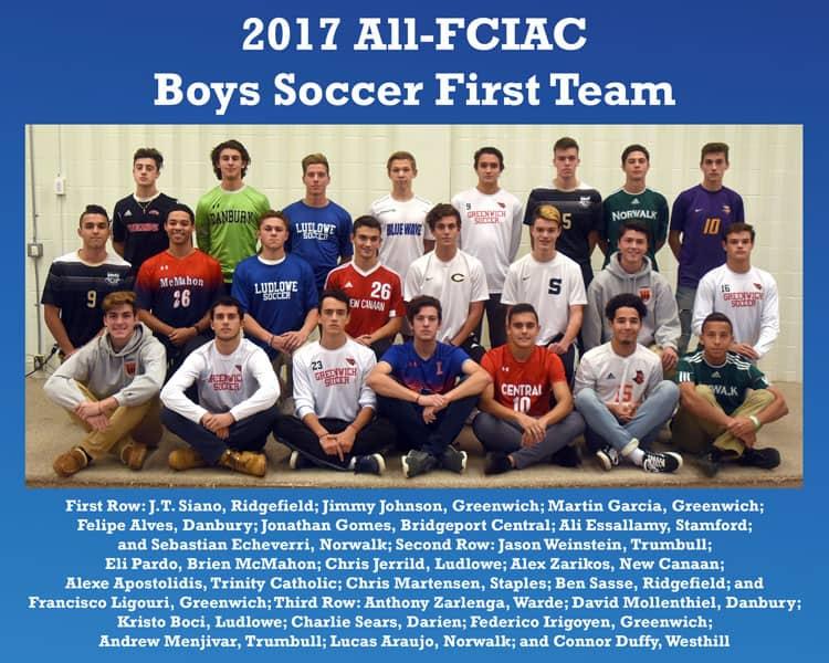 All-FCIAC-Boys-Soccer-Team
