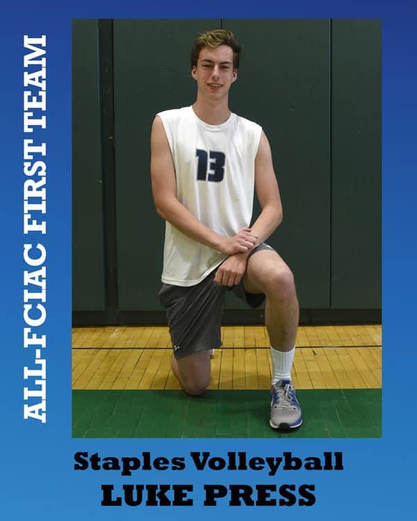 All-FCIAC-Boys-Volleyball-Staples-Press