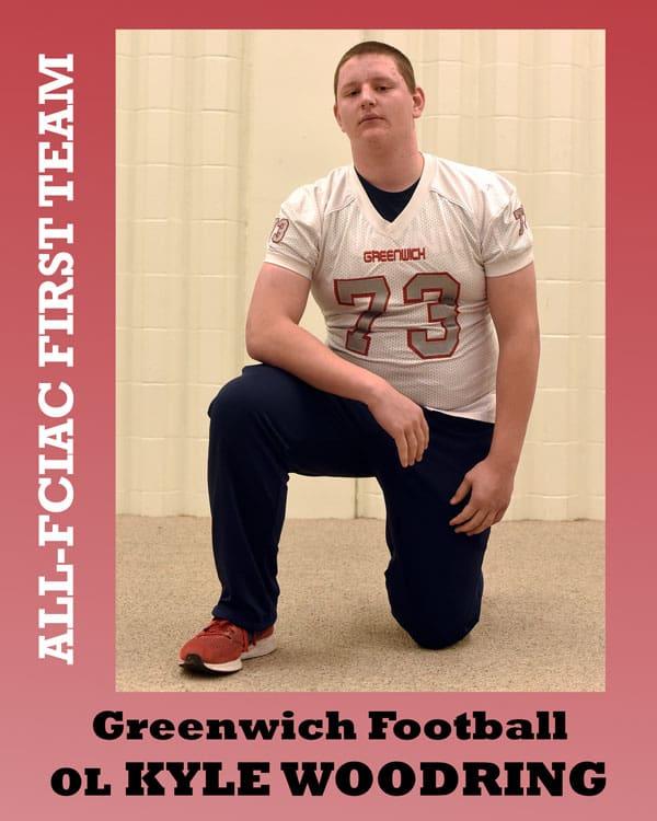 All-FCIAC-Football-Greenwich-Woodring