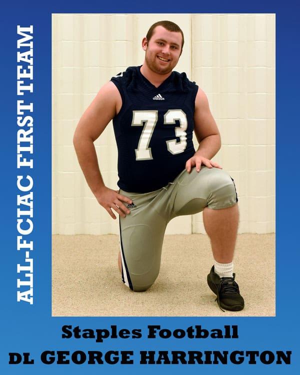 All-FCIAC-Football-Staples-Harrington