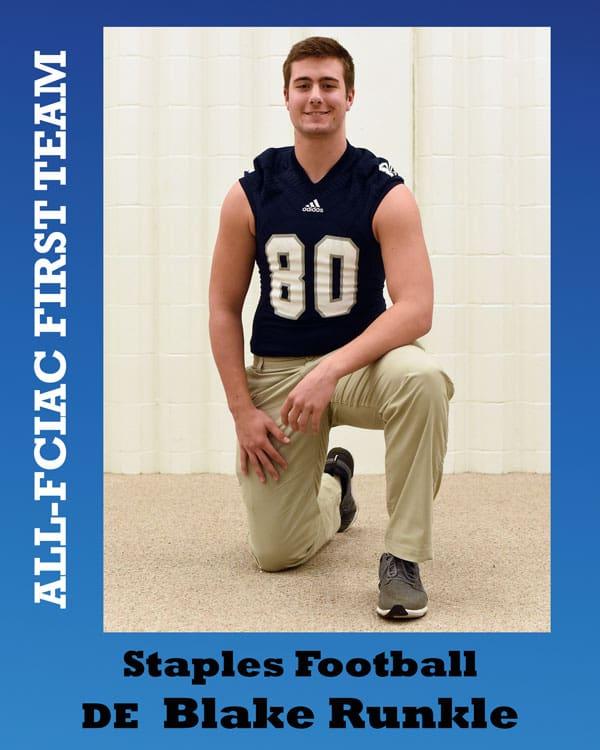 All-FCIAC-Football-Staples-Runkle