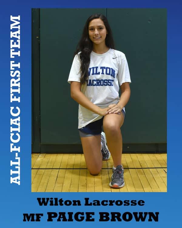 All-FCIAC-Girls-Lacrosse-Wilton-Brown