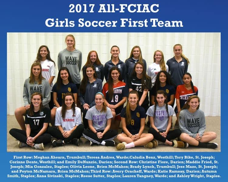 All-FCIAC-Girls-Soccer-Team