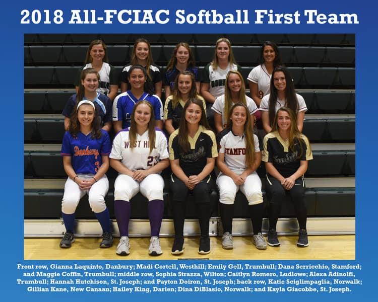 All-FCIAC-Softball-Team