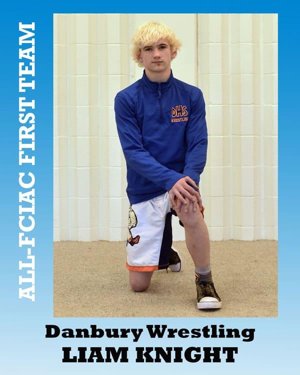 All-FCIAC-Wrestling-Danbury-Knight