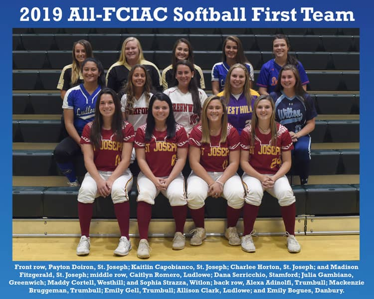 All-FCIAC-2019-Softball-Team