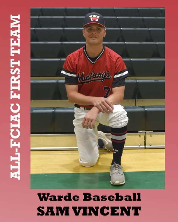 All-FCIAC-Baseball-Warde-Vincent