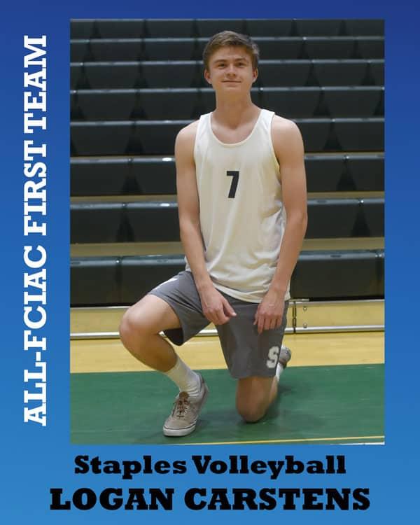All-FCIAC-Boys-Volleyball-Staples-Carstens