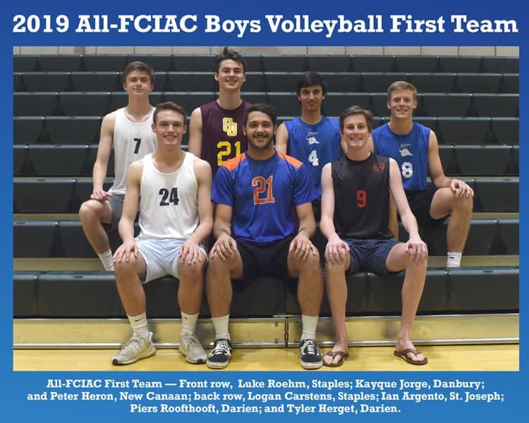 All-FCIAC-Boys-Volleyball-Team