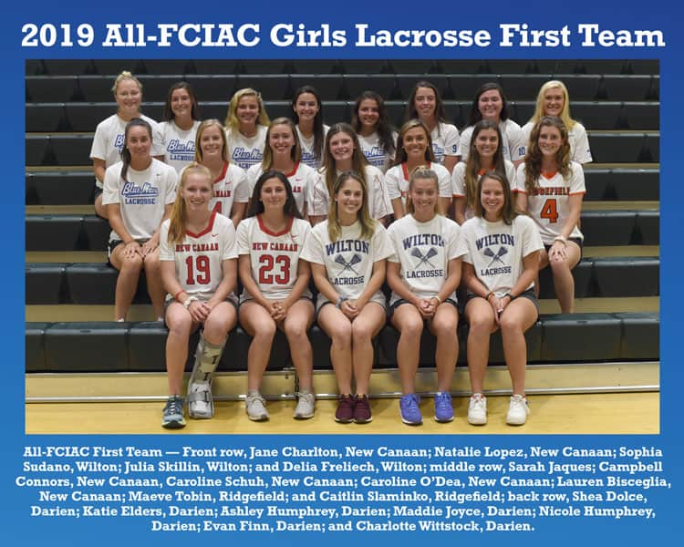 All-FCIAC-Girls-Lacrosse-Team