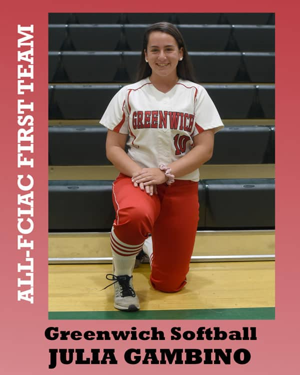 All-FCIAC-Softball-Greenwich-Gambino