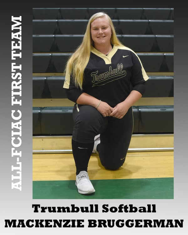 All-FCIAC-Softball-Trumbull-Bruggerman