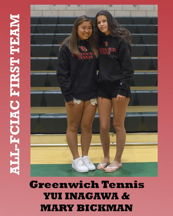 All-FCIAC-Girls-Tennis-Greenwich-doubles