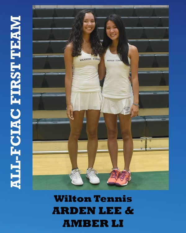 All-FCIAC-Girls-Tennis-Wilton-doubles-1
